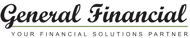 General Financial Retina Logo